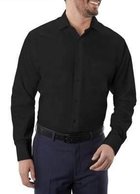 Geoffrey Beene Sateen Regular-Fit Dress Shirt