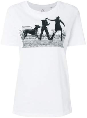 A.F.Vandevorst Dog T-shirt
