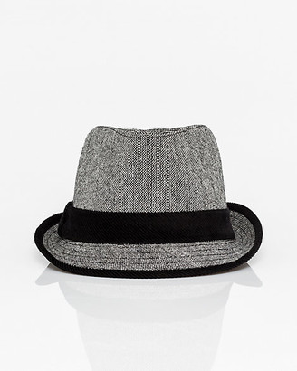 c699319694a Grey Fedora Hat Men - ShopStyle Canada