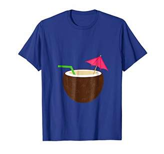 Nuts for coconuts - vacation t-shirt