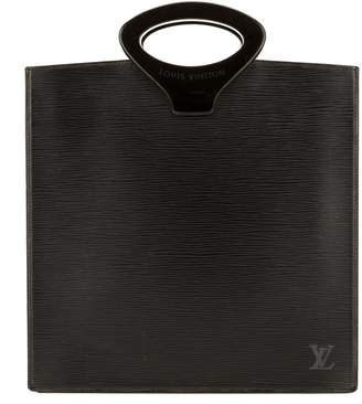 Louis Vuitton Kouril Black Epi Leather Ombre Bag (Pre Owned)