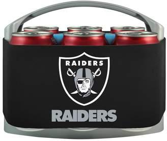 Kohl's Oakland Raiders 6-Pack Cooler Holder