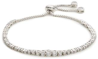 Kenneth Jay Lane CZ by Cubic zirconia bracelet