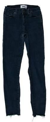 Paige Low-Rise Jeans