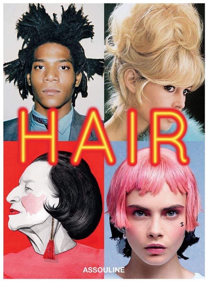 AssoulineAssouline Hair book