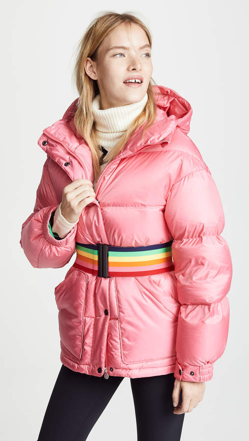 Perfect Moment Oversized Parka