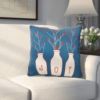 Alcott Hill Decorative Holiday Throw Pillow