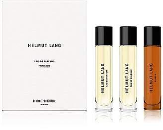 Helmut Lang Women's Parfums Trio Sampler