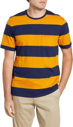 1901 Stripe Pocket Slim Fit T-Shirt