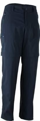 James & Nicholson Men's Zip-Off Trousers black Size:S