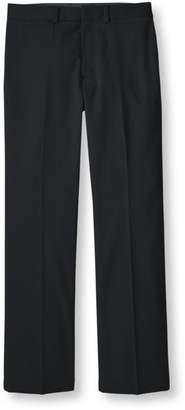 L.L. Bean L.L.Bean Wrinkle-Free Dress Chinos, Standard Fit Plain Front
