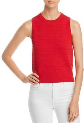 Kate Spade Textured Sleeveless Sweater