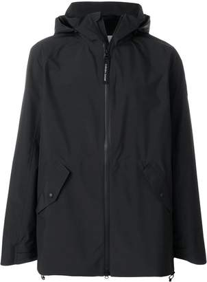 Canada Goose hooded shell jacket