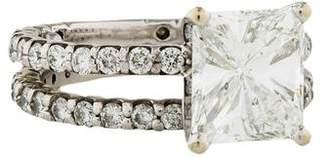 14K Diamond Wedding Set