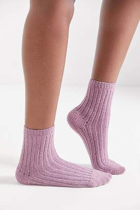 Out From Under Ribbed Chenille Sock