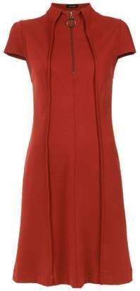 Tufi Duek panelled short dress
