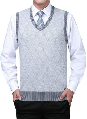 Mens Big And Tall Sweater Vests Shopstyle Canada