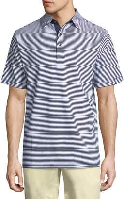 Bobby Jones Ranger Striped Polo Shirt