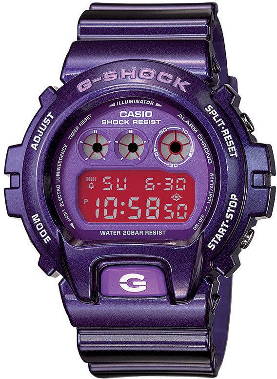 Casio 'Classic GShock Metallic' Watch