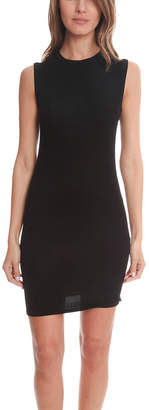 Enza Costa Rib Sleeveless Mini Dress