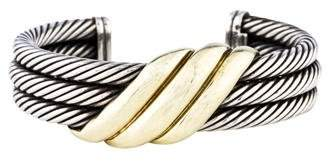 David Yurman Thoroughbred Cable Bracelet