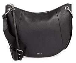 DKNY Tompson Leather Crossbody Bag