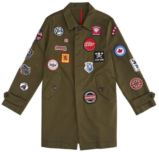 Badge Coat