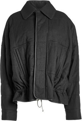 Haider Ackermann Fleece Wool Jacket