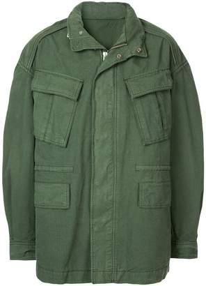 Juun.J military jacket