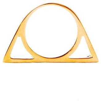 Glenda López The Golden Triangle Ring