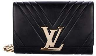 Louis Vuitton Airy V Pochette Louise Bag Black Airy V Pochette Louise Bag
