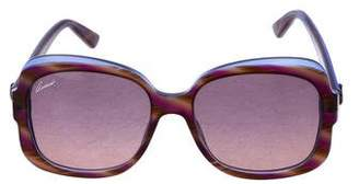 Gucci Marbled 1973 Sunglasses