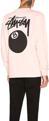Stussy 8 Ball Pullover Sweatshirt