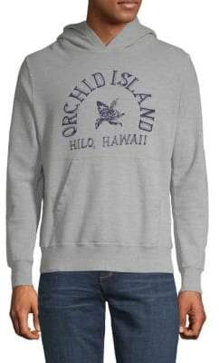 Remi Relief Orchid Island Cotton Hoodie
