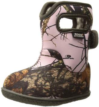 Bogs Kid's Baby CAMO Boot, Mossy Oak Country