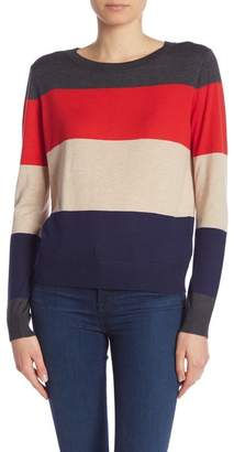 Splendid Cascade Striped Sweater