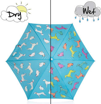 Holly and Beau Children's Colour Changing Cats And Dogs Umbrella