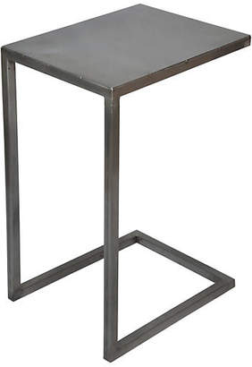 One Kings Lane Malcolm Side Table - Gray