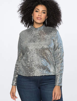 5dcff84e50b15 Holiday Sequin Tops - ShopStyle
