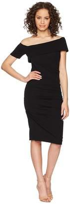 Nicole Miller Off Shoulder Dress Women's Dress