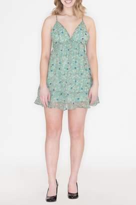 Hommage Boho Floral Dress