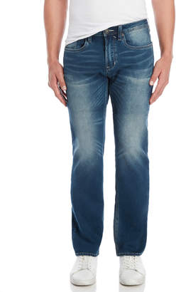 Buffalo David Bitton Six-X Straight Stretch Jeans