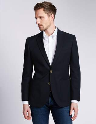 Marks and Spencer Notch Lapel 2 Button Blazer