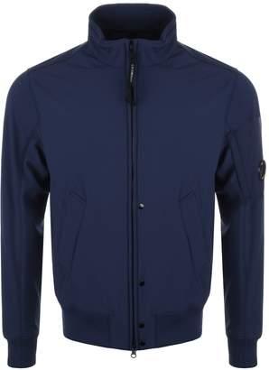 C.P. Company Soft Shell Jacket Blue