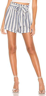 superdown Michelle Tie Waist Shorts