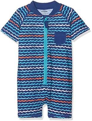Schiesser Baby Boys' Wal Willy Surfanzug Swimsuit