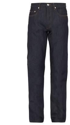 A.P.C. Petit New Standard Slim Leg Jeans - Mens - Indigo