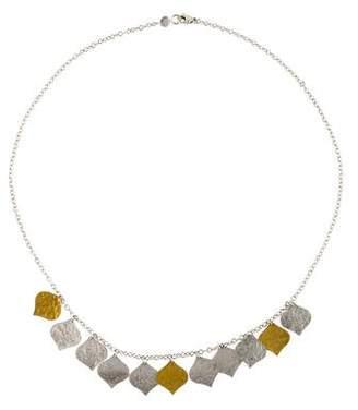 Gurhan Front Fringe Clove Necklace