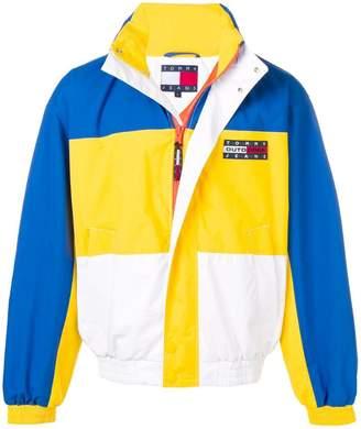 aff21453 Tommy Jeans Colour-block windbreaker