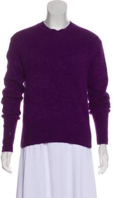 Acne Studios Angora Knit Sweater